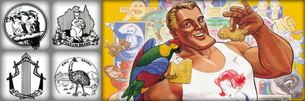 Symbols Of Australia 1700 Trademarks Symbols And Icons Of Cultural